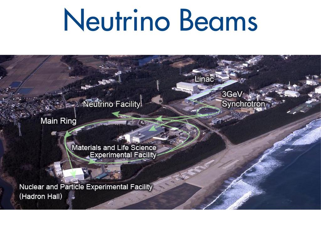 Neutrino Beams