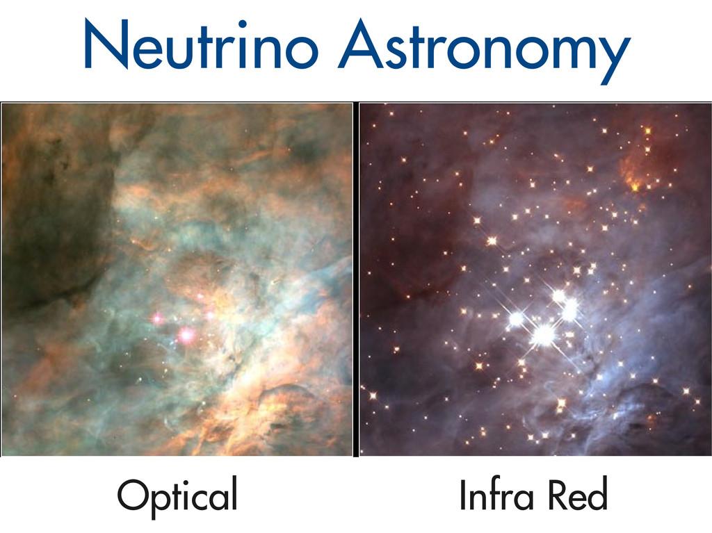 Neutrino Astronomy Optical Infra Red
