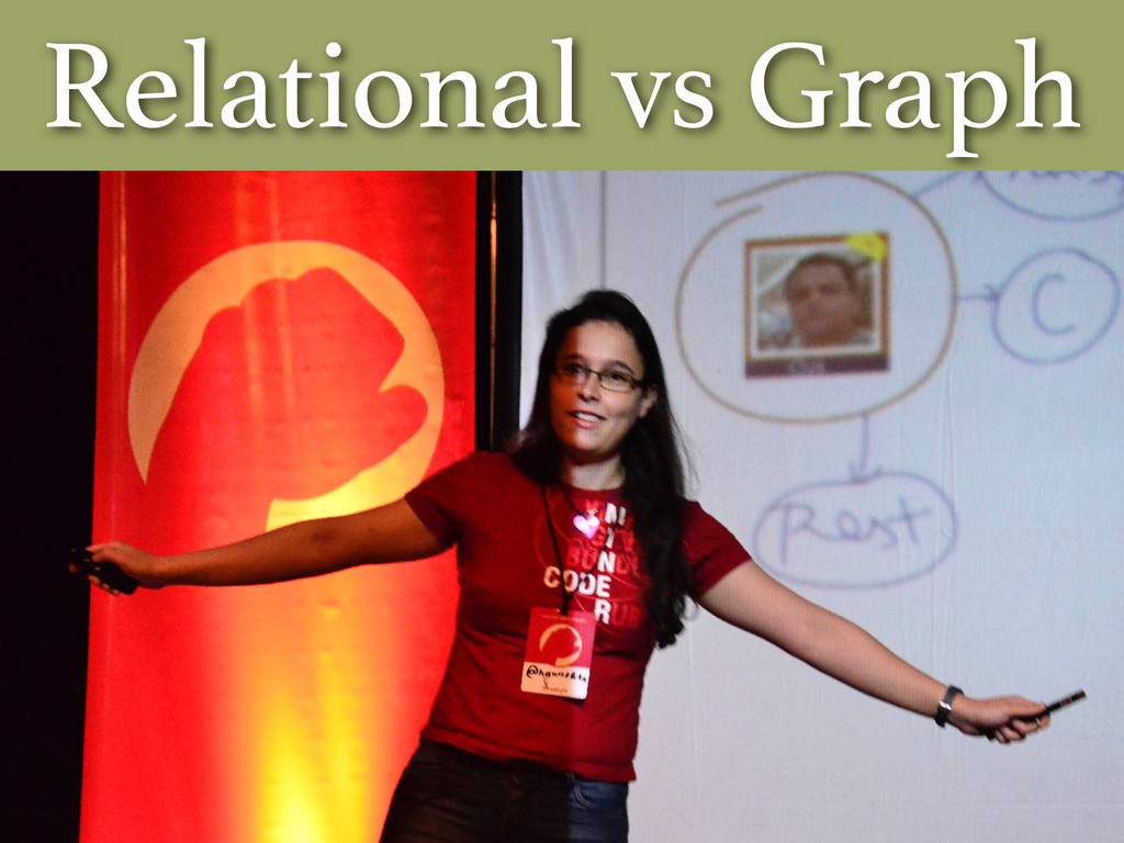Relational vs Graph