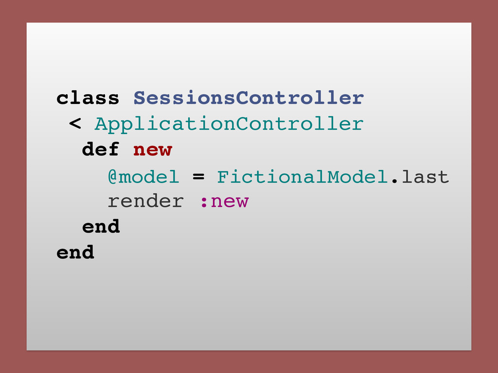 class SessionsController! < ApplicationControll...