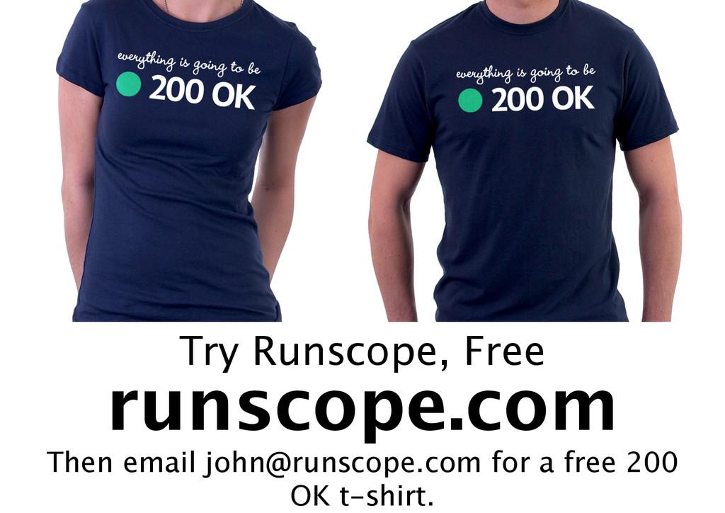Try Runscope, Free runscope.com Then email john...