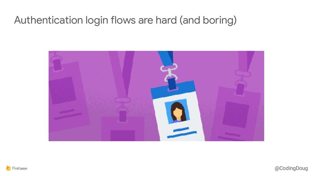 @CodingDoug Authentication login flows are hard...