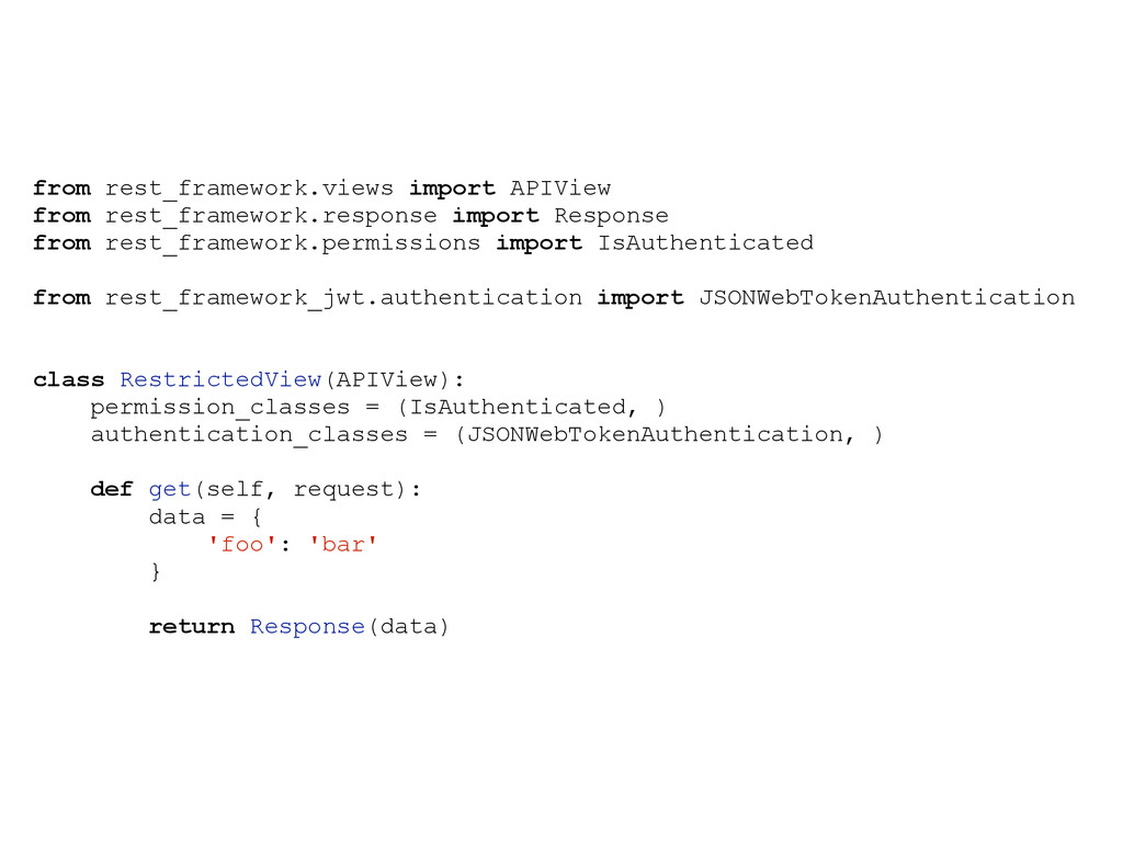 from rest_framework.views import APIView from r...