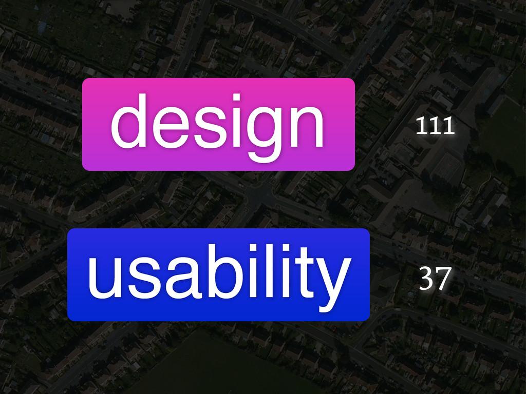 design usability 37 111
