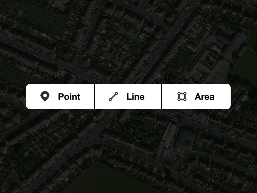 Point Line Area