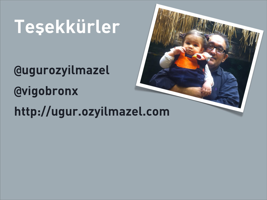 Teşekkürler @ugurozyilmazel @vigobronx http://u...