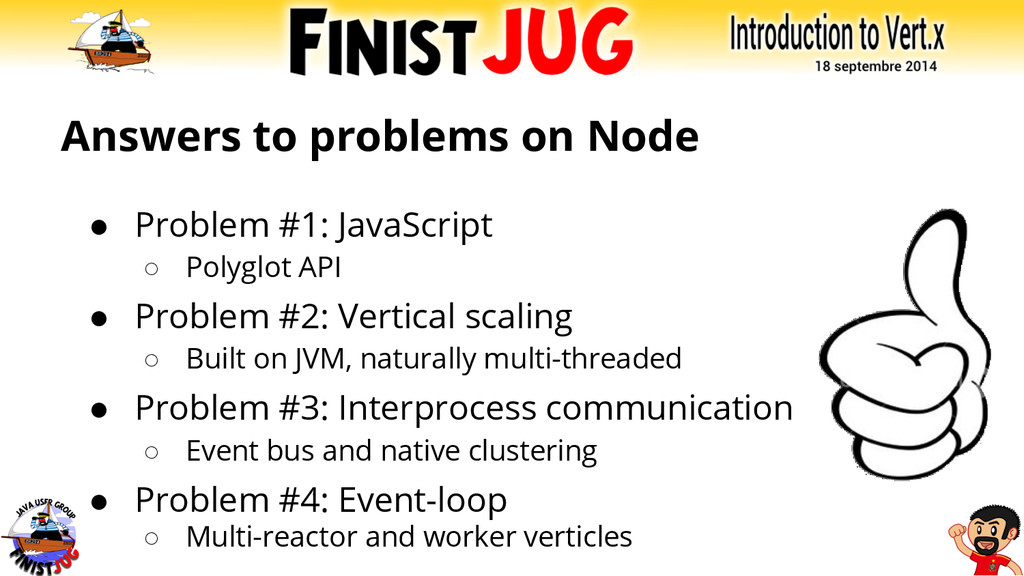 Answers to problems on Node ● Problem #1: JavaS...