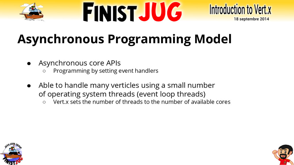 Asynchronous Programming Model ● Asynchronous c...