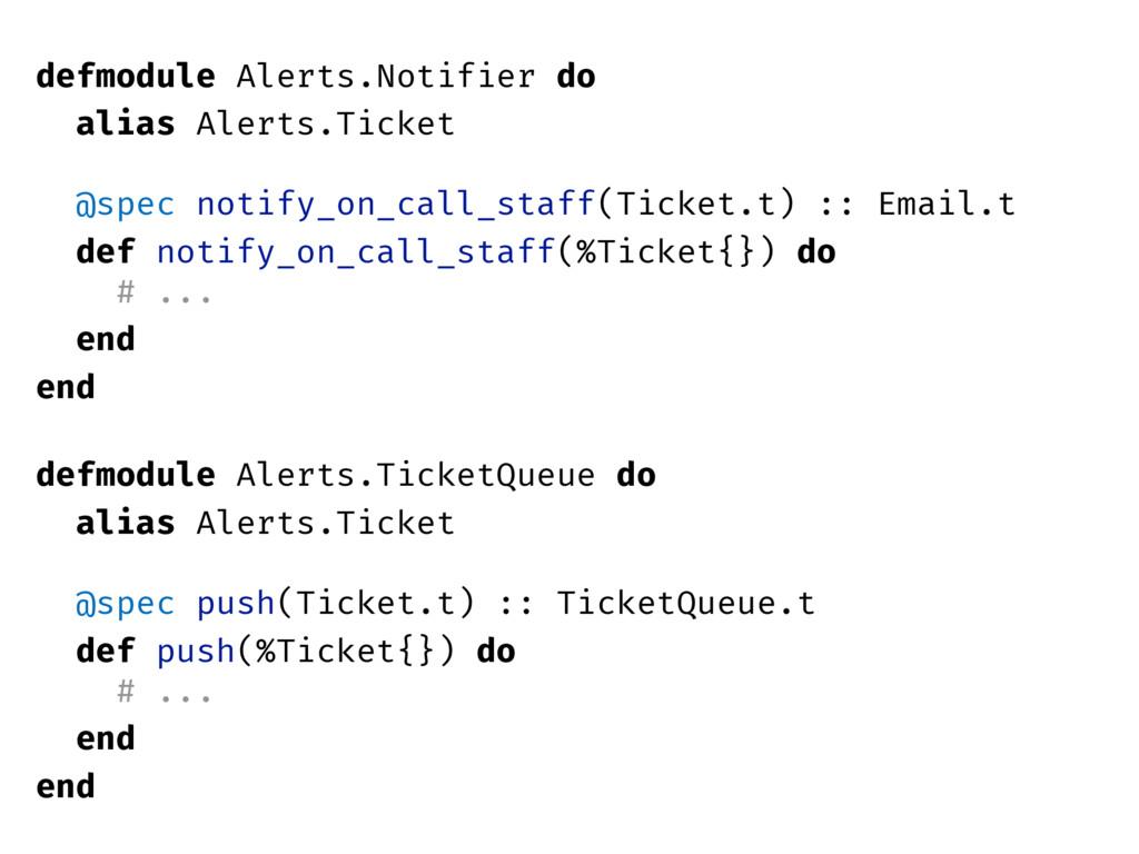 defmodule Alerts.Notifier do alias Alerts.Ticke...