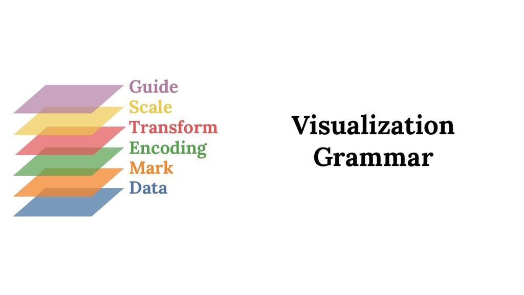 Data Mark Encoding Transform Scale Guide Visual...