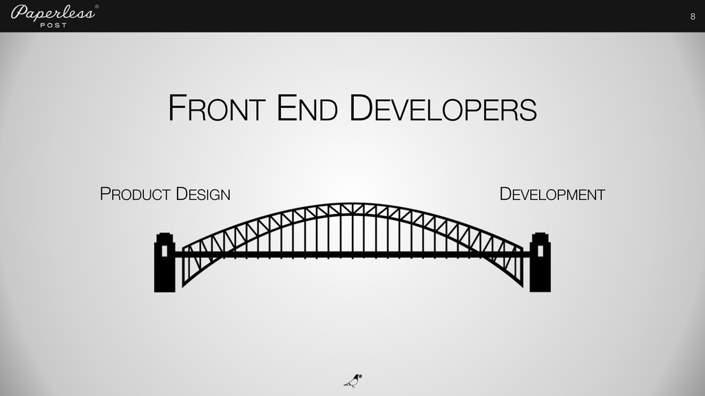 8 PRODUCT DESIGN DEVELOPMENT FRONT END DEVELOPE...