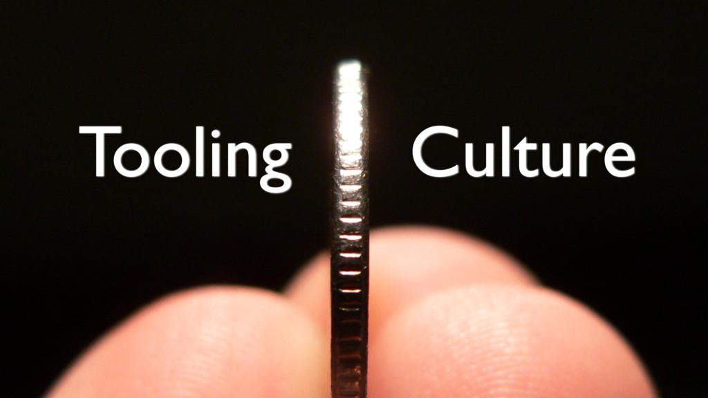 Culture Tooling