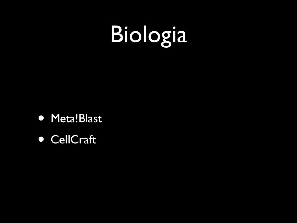 Biologia • Meta!Blast • CellCraft
