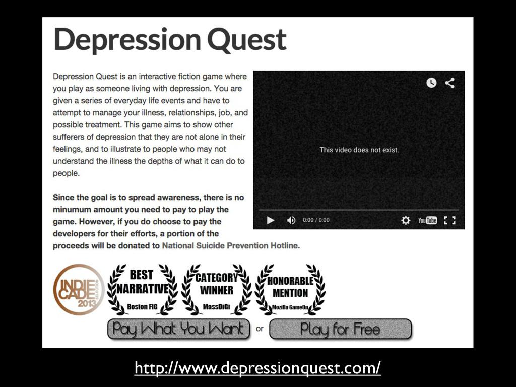 http://www.depressionquest.com/
