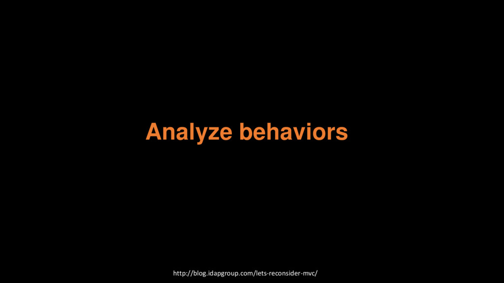 Analyze behaviors http://blog.idapgroup.com/let...