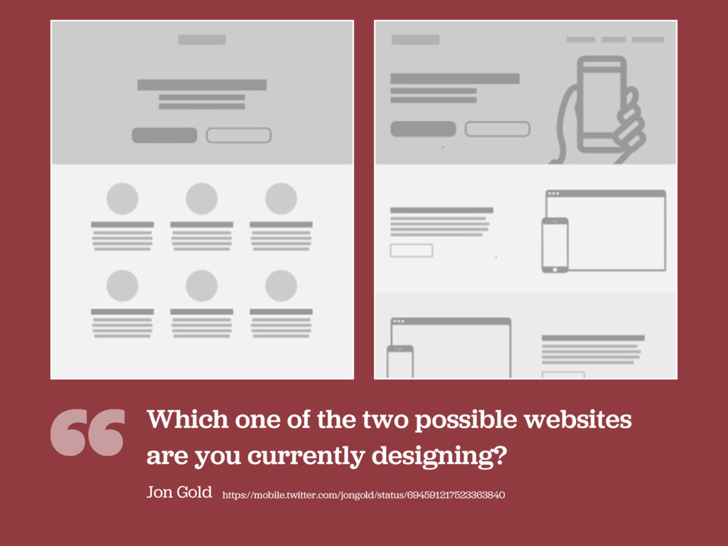 Which one of the two possible websites are you ...
