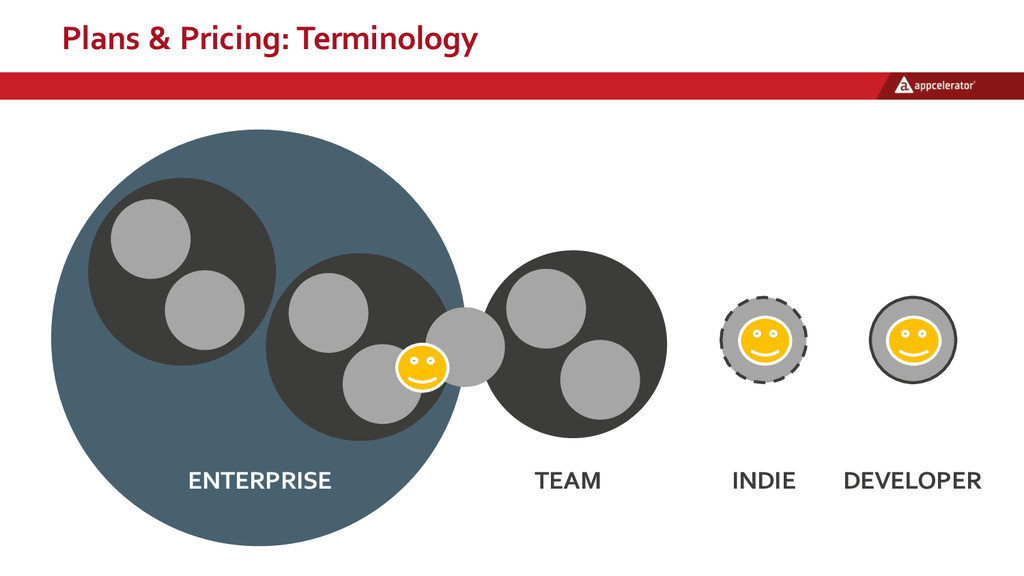 ENTERPRISE Plans  &  Pricing:  Terminology INDI...