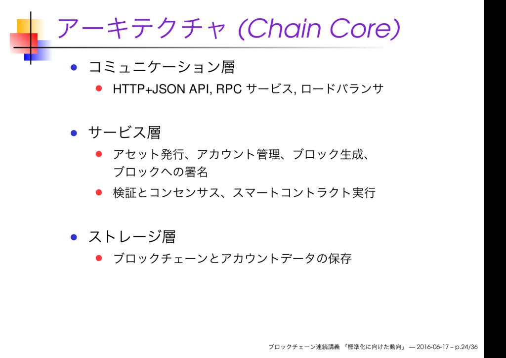 (Chain Core) HTTP+JSON API, RPC , — 2016-06-17 ...