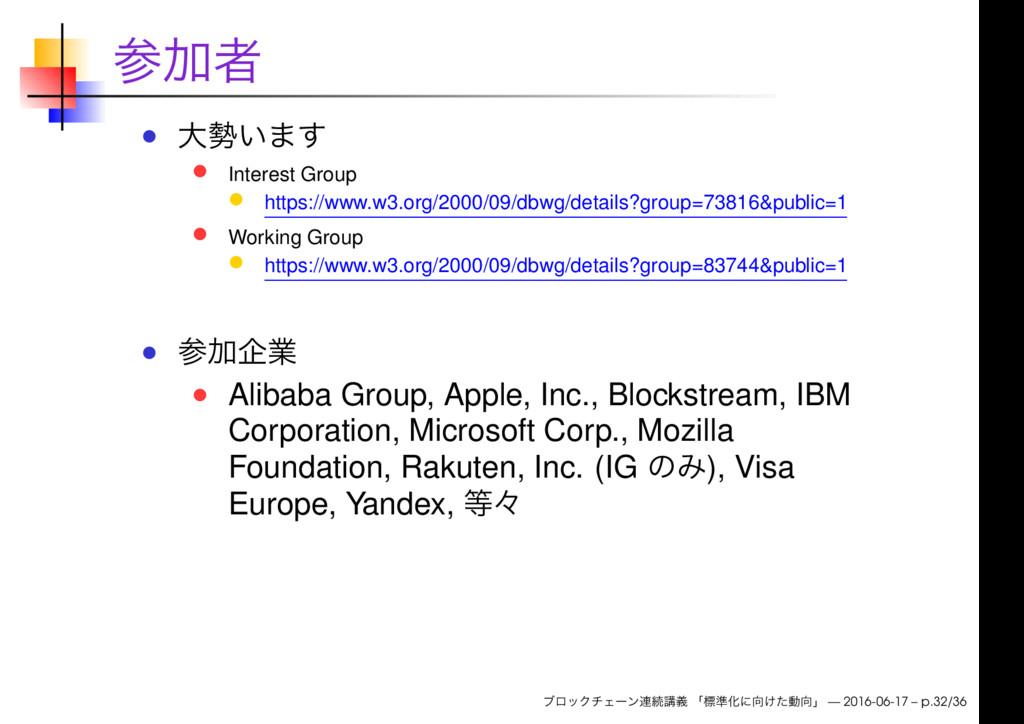 Interest Group https://www.w3.org/2000/09/dbwg/...