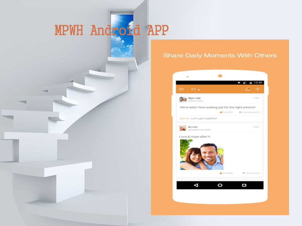 MPWH Android APP