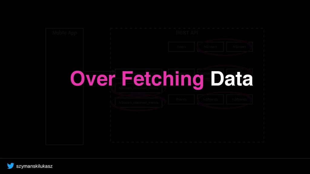 szymanskilukasz Over Fetching Data