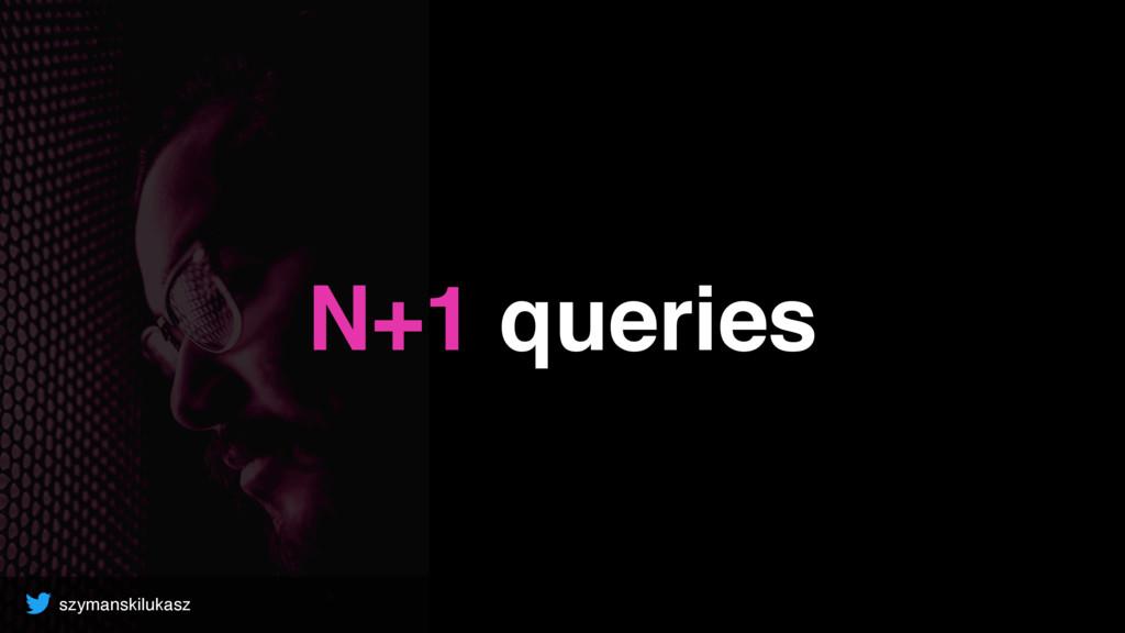 szymanskilukasz N+1 queries