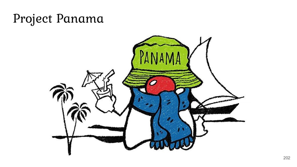 202 Project Panama