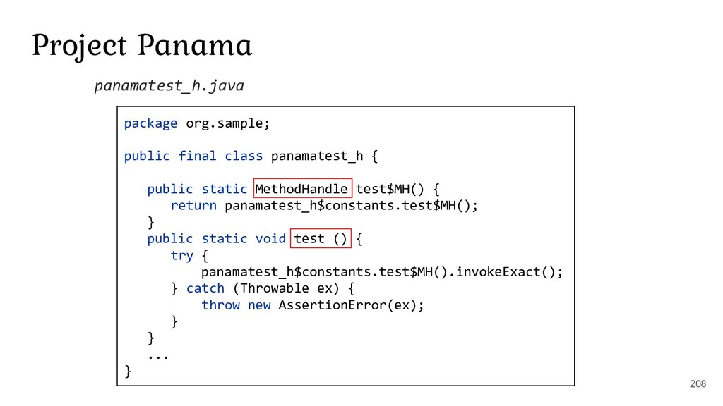package org.sample; public final class panamate...