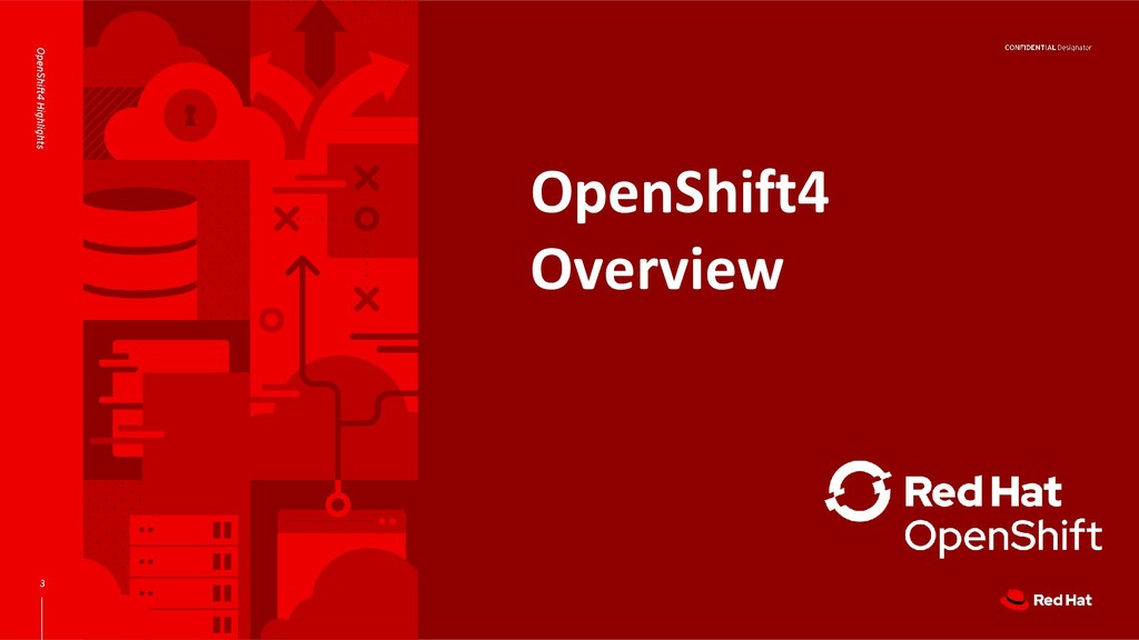 OpenShift4 Overview