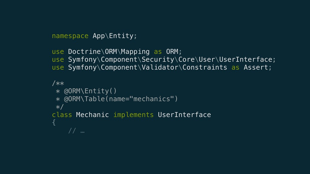 namespace App\Entity;