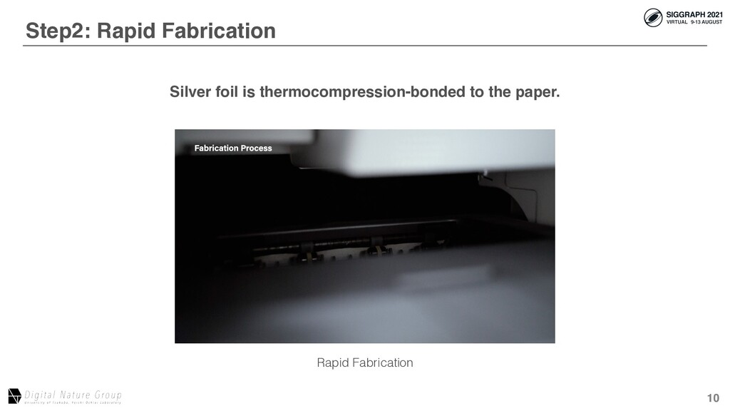 10 Step2: Rapid Fabrication After Aberration Co...
