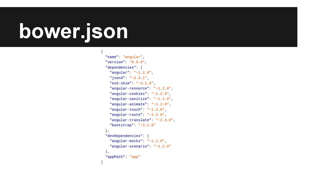 bower.json