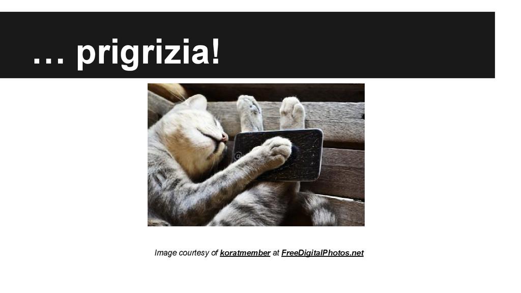 … prigrizia! Image courtesy of koratmember at F...