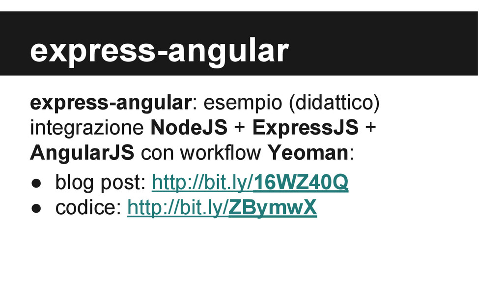 express-angular express-angular: esempio (didat...
