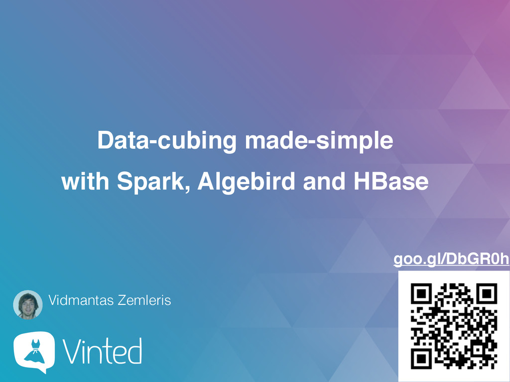 Data-cubing made-simple ! with Spark, Algebird ...