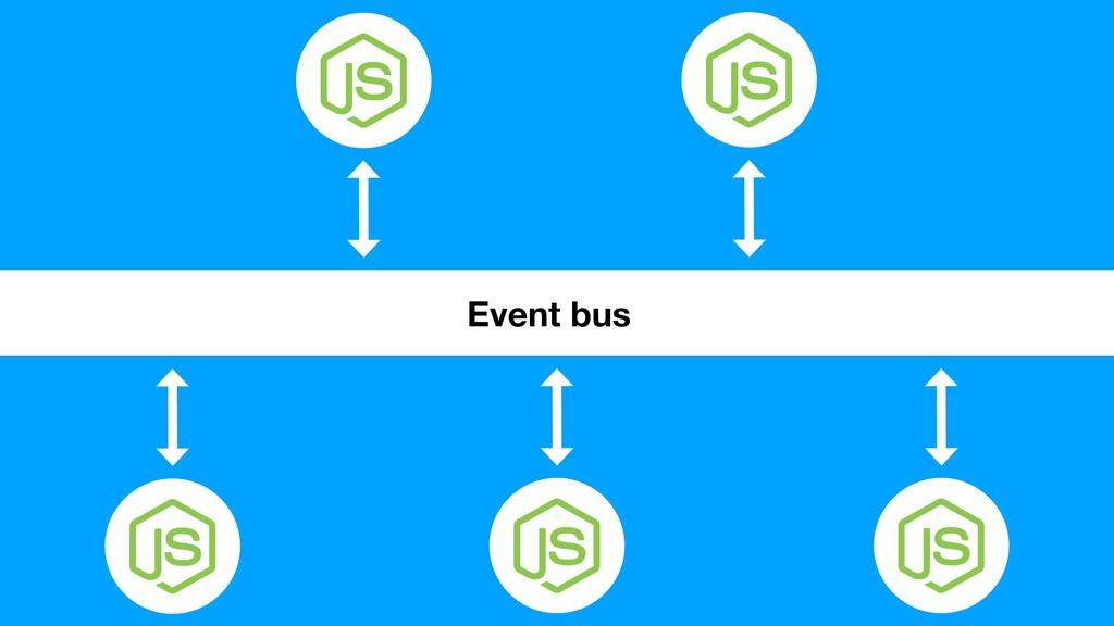 Event bus