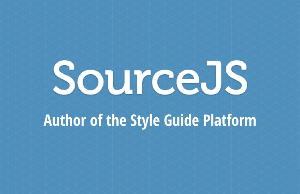 Author of the Style Guide Platform