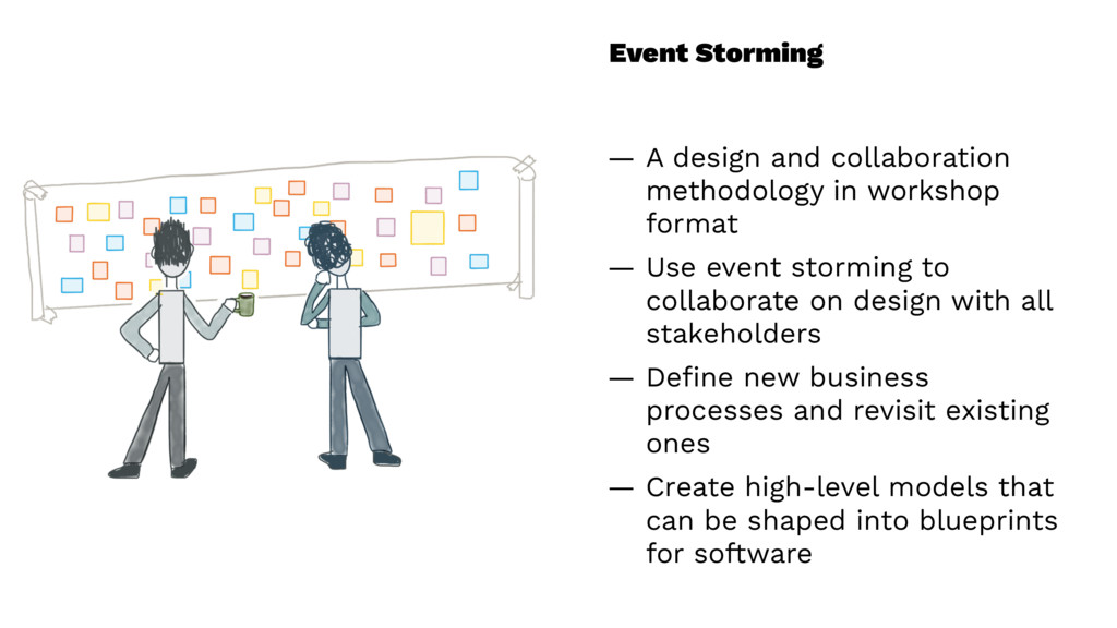 Event Storming — A design and collaboration met...