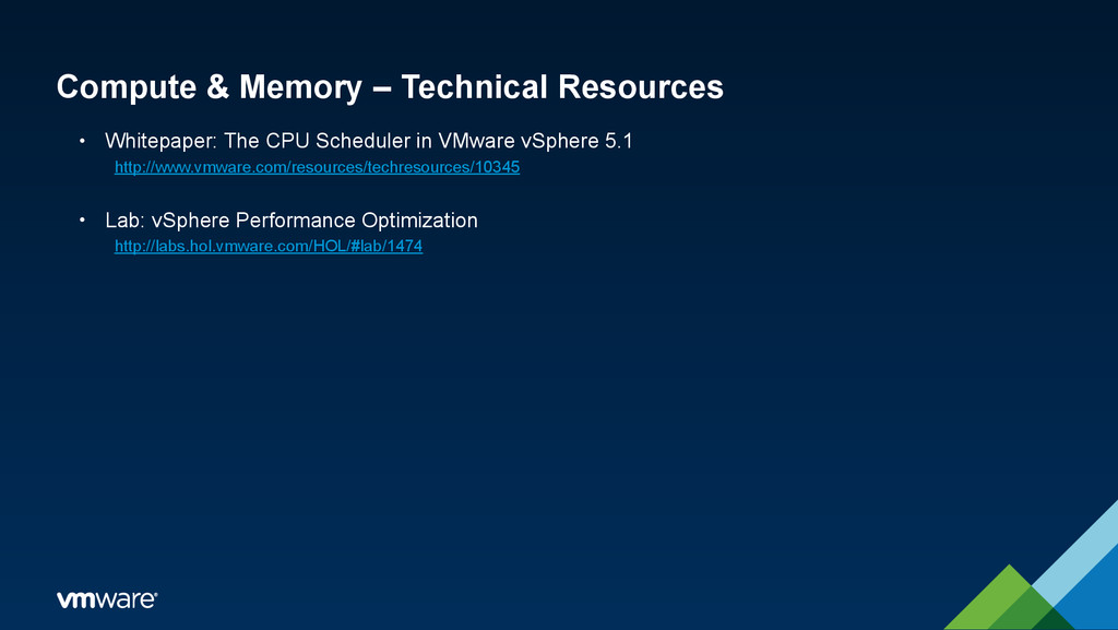 Compute & Memory – Technical Resources • Whitep...