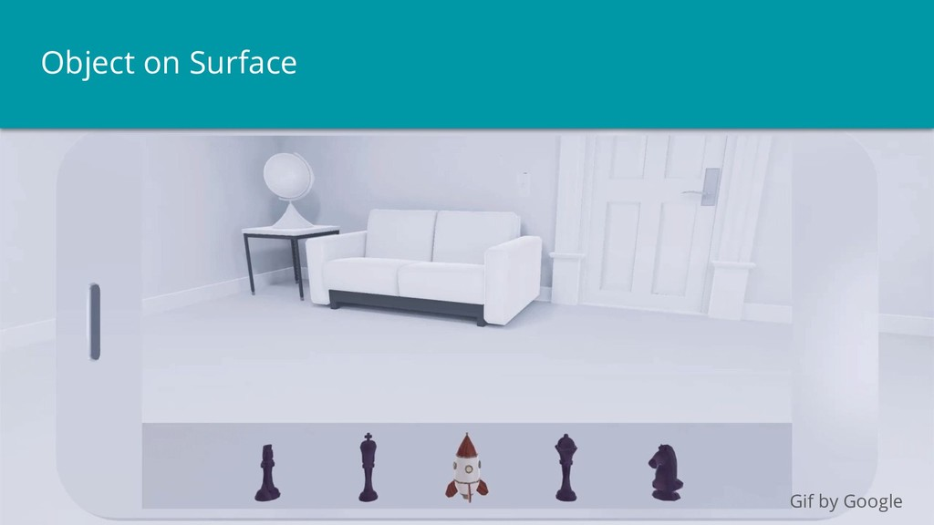Object on Surface Gif by Google
