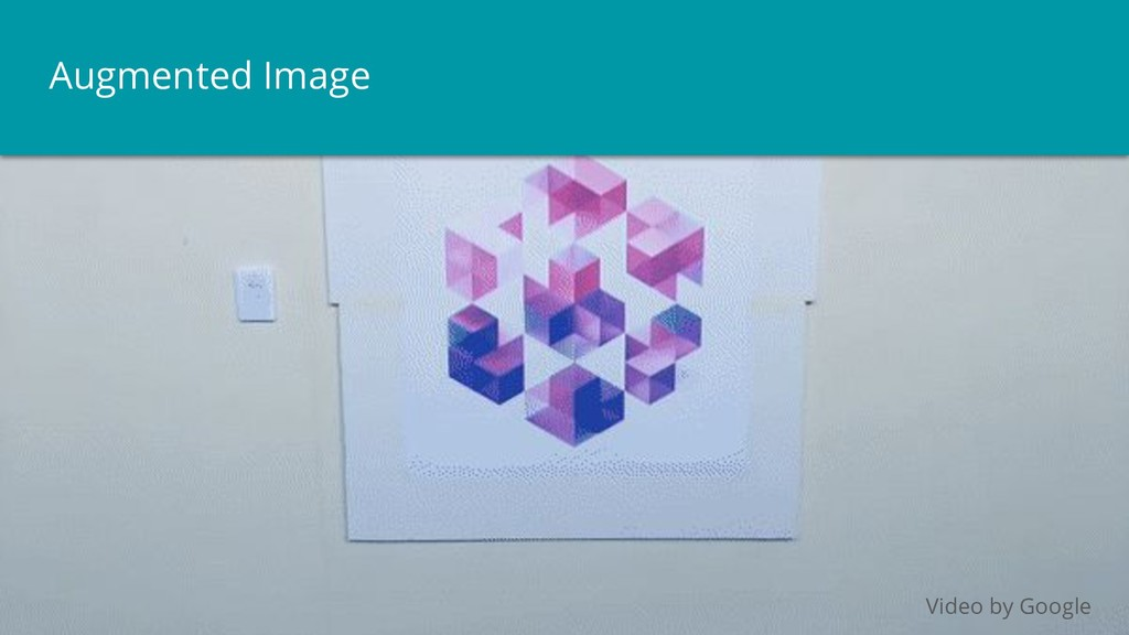 Augmented Image Video by Google