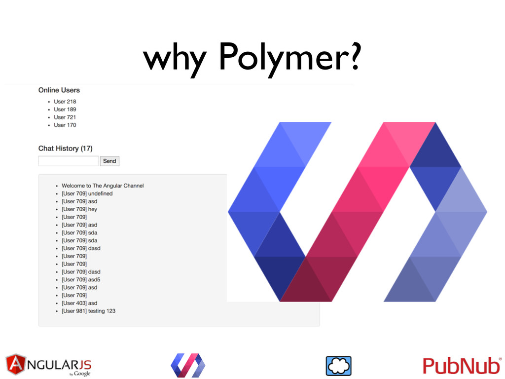 why Polymer?
