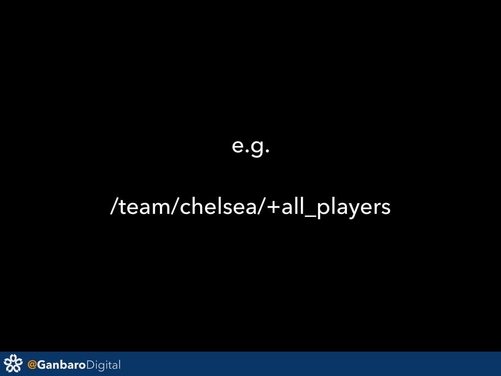 @GanbaroDigital e.g. /team/chelsea/+all_players
