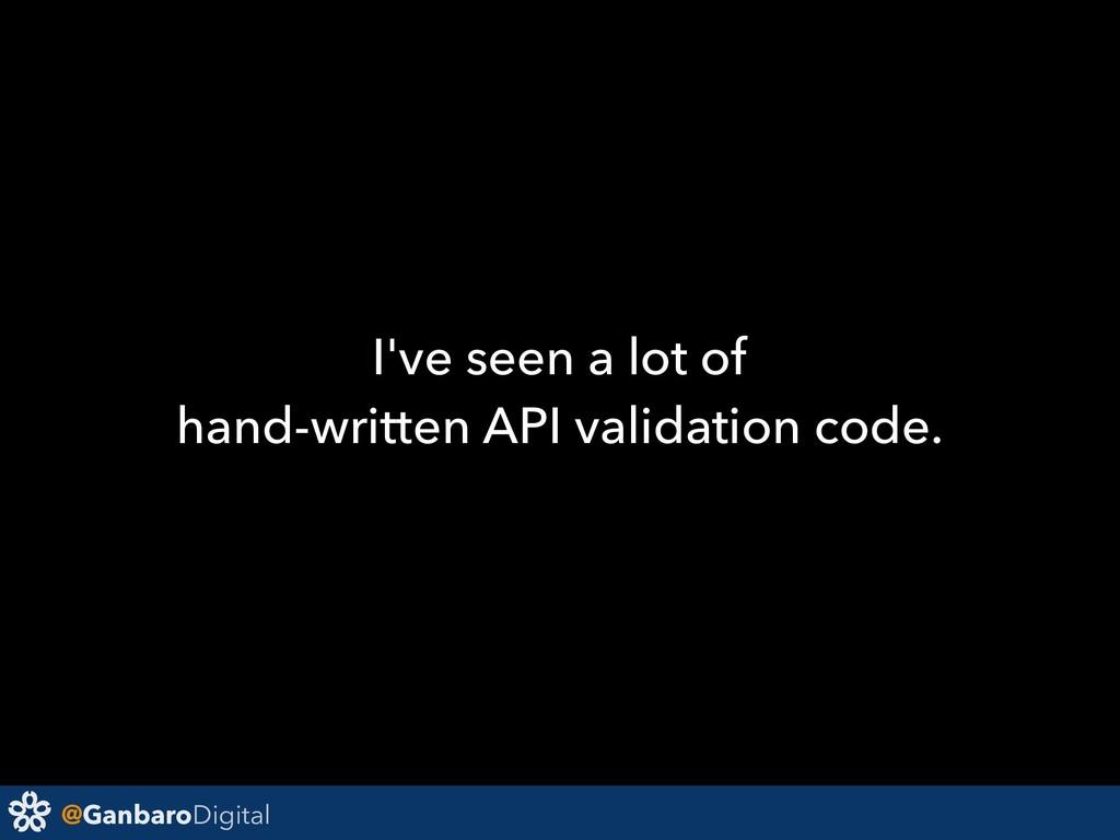 @GanbaroDigital I've seen a lot of hand-written...