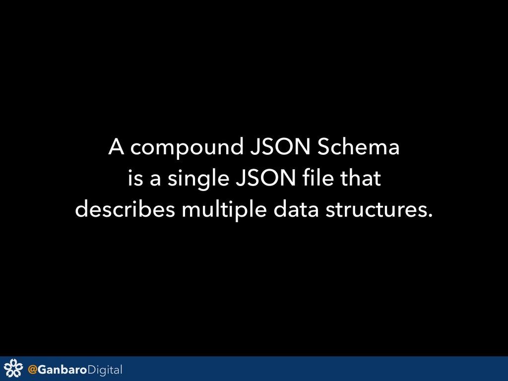 @GanbaroDigital A compound JSON Schema is a sin...