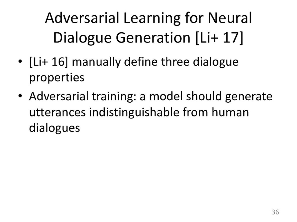 Adversarial Learning for Neural Dialogue Genera...