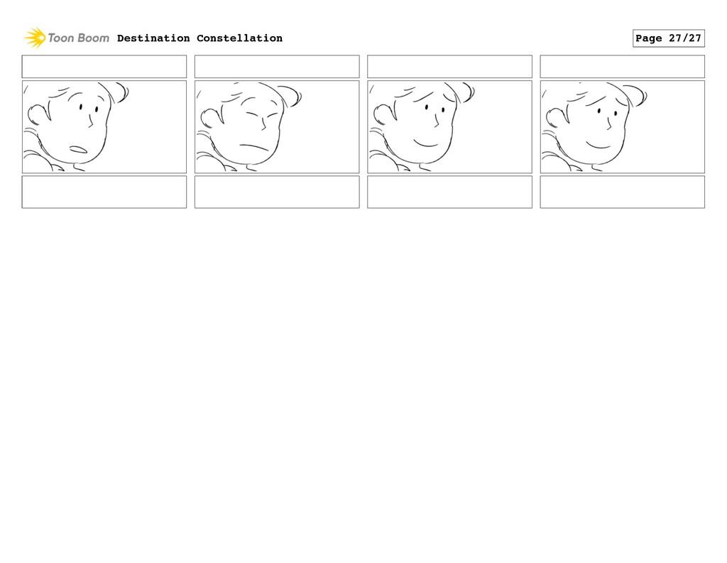 Destination Constellation Page 27/27