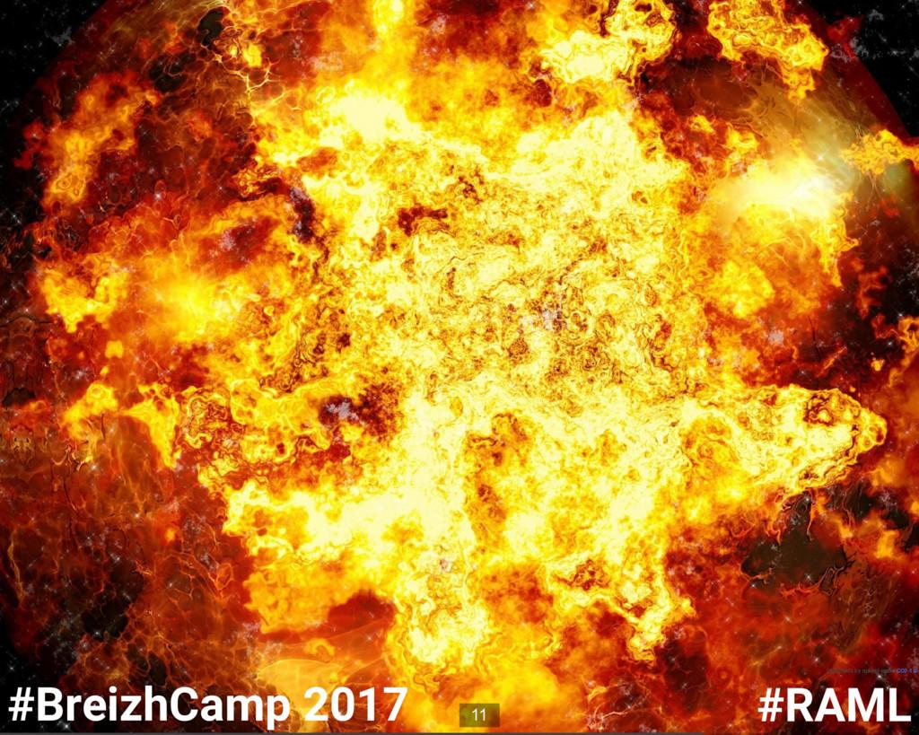 Explosion by mikegi under CC0 1.0 11 #BreizhCam...
