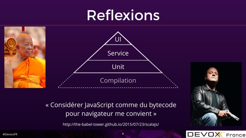 #DevoxxFR Reflexions 4 « Considérer JavaScript c...