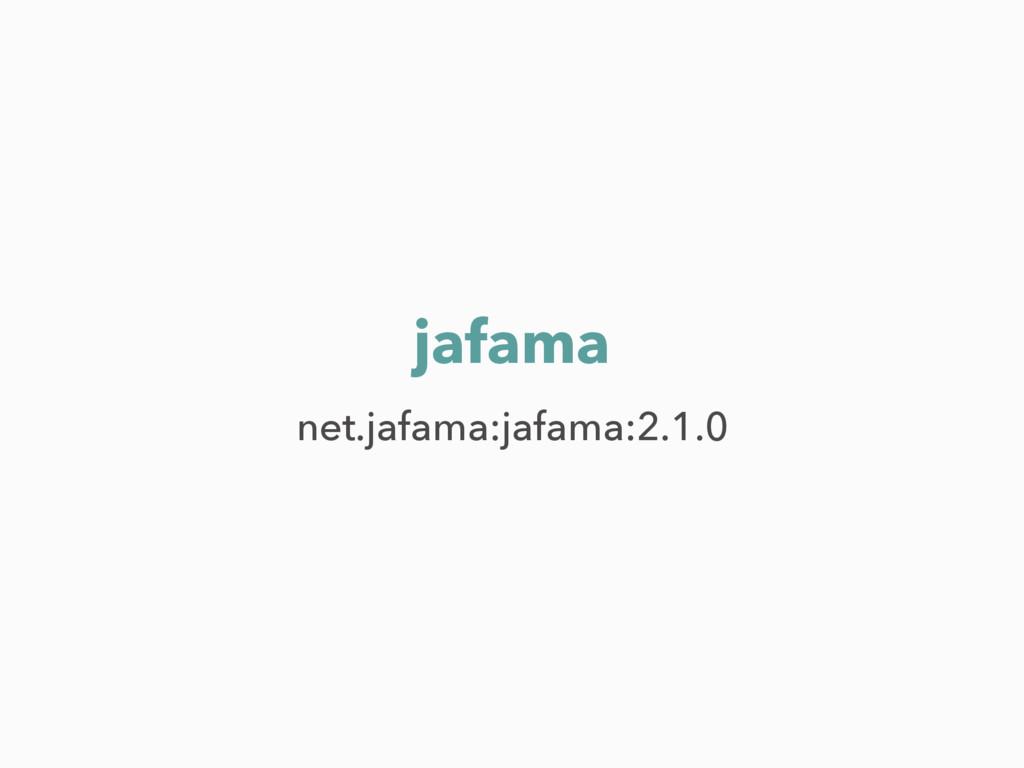 jafama net.jafama:jafama:2.1.0